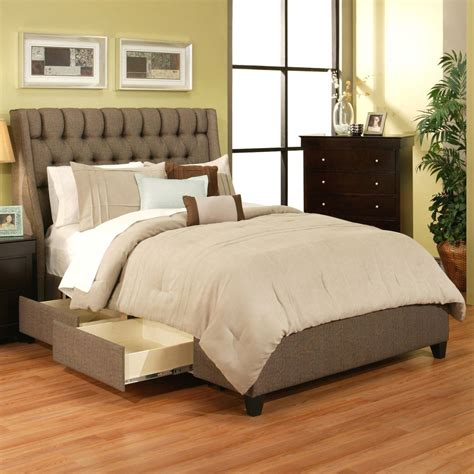King Single Bed Frame With Storage King Bed Frames With Storage Coaster