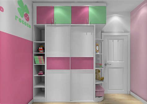 bedroom of children 3d rendering of children s bedroom closet rococo style 3d house