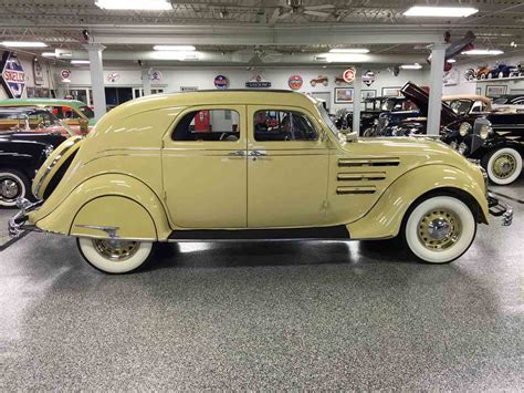 1934 Chrysler Airflow by 1934 Chrysler Airflow For Sale Classiccars Cc 1018861