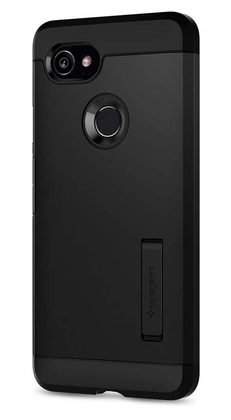 Spigen Pixel 2 Xl Rugged Armor Black Original best pixel 2 xl cases android central