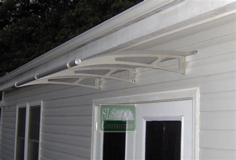 Awning Side Of House Product Review Feeney Architectural Curved Canopy