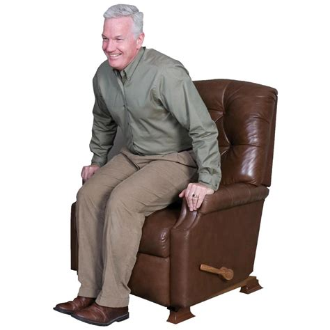 recliner chair that helps you stand up standers recliner risers set furniture raisers