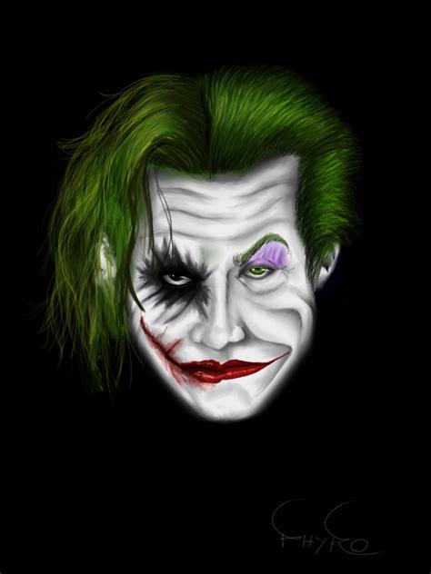 Joker Two Face By Xphyrox On Deviantart Drawings Of Joker Faces 2