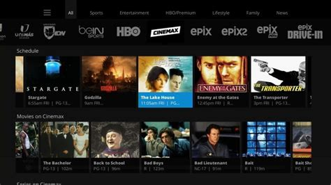Tv Cinemax cinemax is now available on sling tv grounded reason