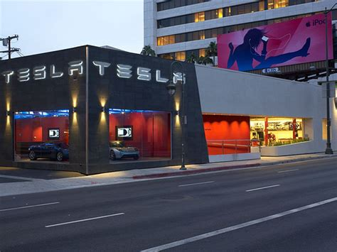 Los Angeles Tesla Astroman Consulting Executive Search