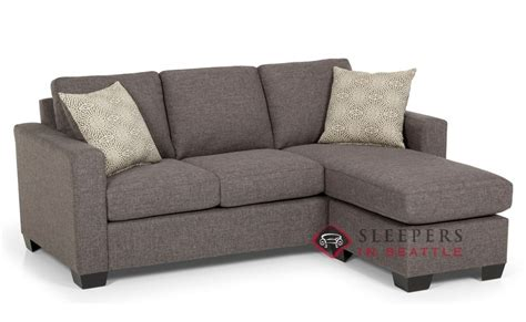Chaise Sectional Sleeper Sofa Customize And Personalize 702 Chaise Sectional Fabric Sofa By Stanton Chaise Sectional Size