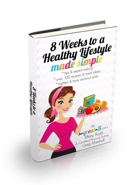 8 simple weeks to feeling great a health challenge for everyone books physical health healthy archives feel great in
