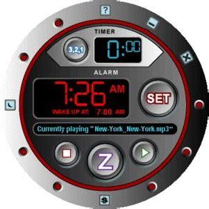 my programs mp3 computer alarm clock v3 0
