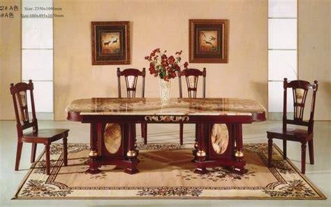 Marble Dining Room Suites by Lulu Furniture