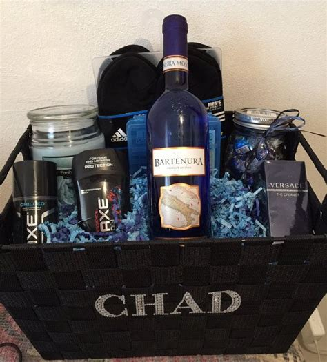 Handmade Birthday Gifts For Guys - s gift basket gifts gift basket