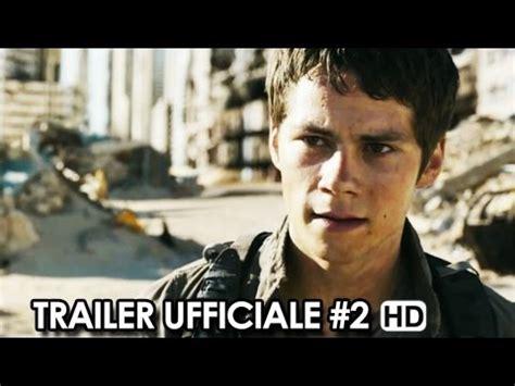 film maze runner la fuga trailer maze runner la fuga trailer ufficiale italiano 2 2015