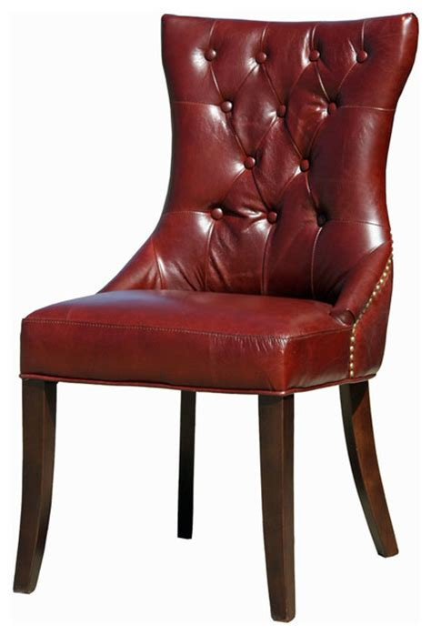 Burgundy Leather Dining Chairs Burgundy Leather Dining Chairs Faux Leather Dining Chair In Burgundy Set Of 2 I1667by Set Of
