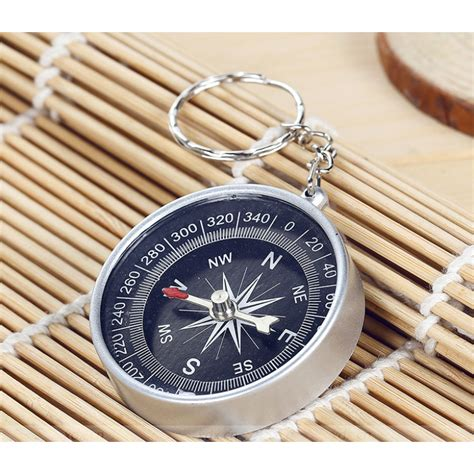 Travel Compass With Carabiner Kompas Cing Portable travel compass outdoor american kompas cing portable