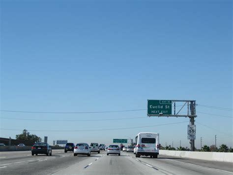 Garden Grove Freeway California Aaroads California 22 West