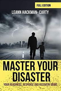 master your disaster your readiness response and