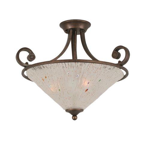 bel air lighting stewart 3 light rubbed bronze