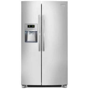 frigidaire professional 22 16 cu ft side by side