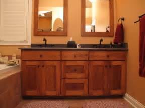 custom vanities craftsman bathroom indianapolis by
