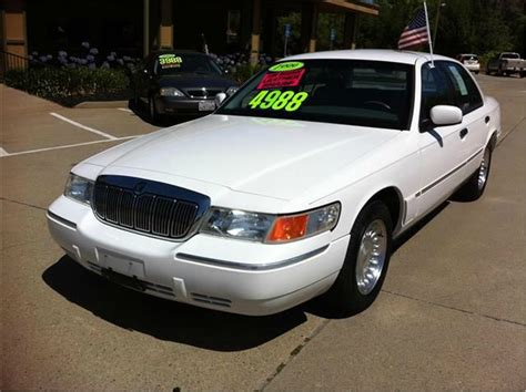 how to sell used cars 1999 mercury grand marquis transmission control 1999 mercury grand marquis touring w nav sys details