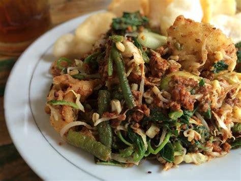 resep lotek sunda lezat khas kota bandung