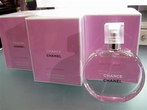 Parfum Channel Tendre Pink chanel unveils chance eau tendre fragrance the luxury hub