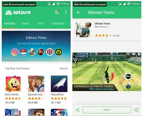 android app marketing 5 best android app market playstore alternative indo phoneboy