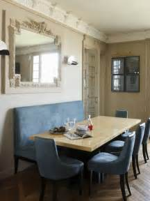 Bench Seating Dining Room 45 Elegant Dining Room Ideas Maggwire