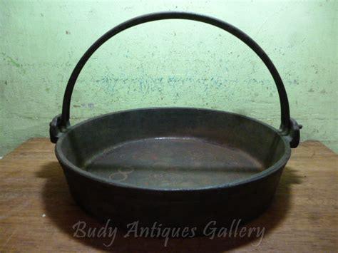 Wajan Aluminium Cor budy antiques gallery wajan antik jaman dulu bahan cor