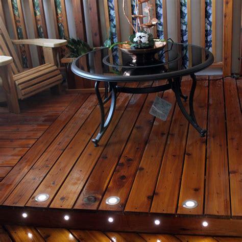 In Deck Lighting Cedarland