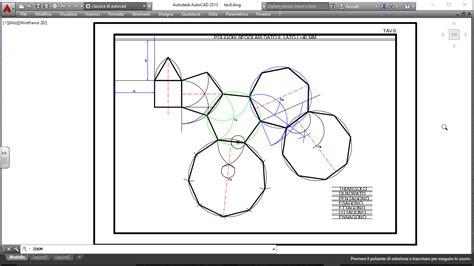 tavole geometriche tavola 6 poligoni regolari dato il lato a3 benvenuti