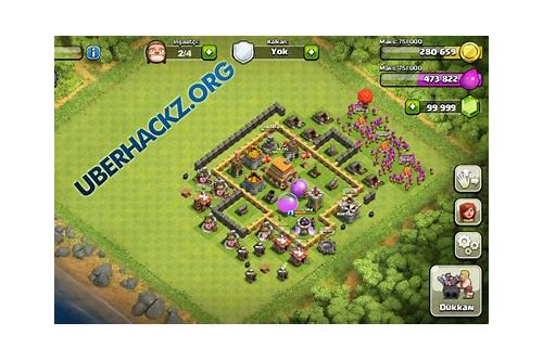download apk coc hack gems