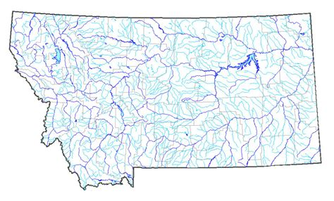map of rivers in montana fly fishing photos podcasts travel gear