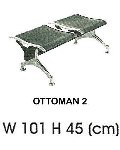 Kursi Tunggu Merk Indachi kursi tunggu indachi type ottoman 2 jual daftar harga