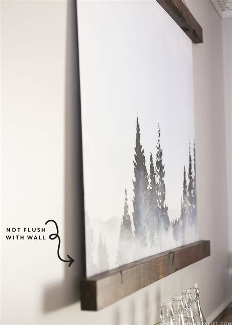 How To Hang A Large Picture