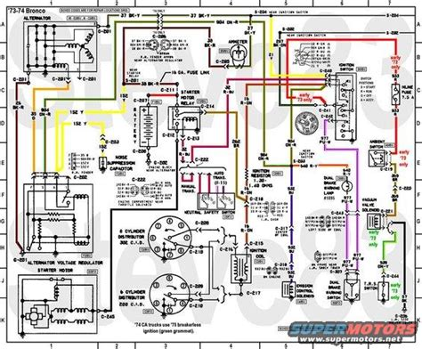 wiring diagram 73 ford bronco 1979 ford truck wiring diagram wiring diagram odicis
