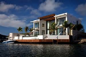 home design stores island contemporary residence contrasting the caribbean blue
