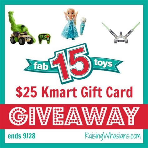 Free Toy Giveaway 2015 - 2015 kmart fab 15 holiday toys are here