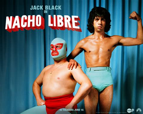 nacho libre movie wallpaper free hd backgrounds images