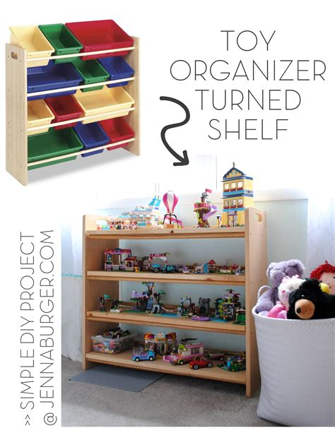 bookcase and toy organizer how i organize kids toys jenna burger