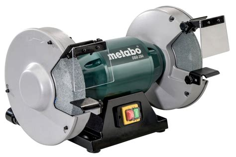bench grinder regulations dsd 250 619250420 bench grinder metabo power tools