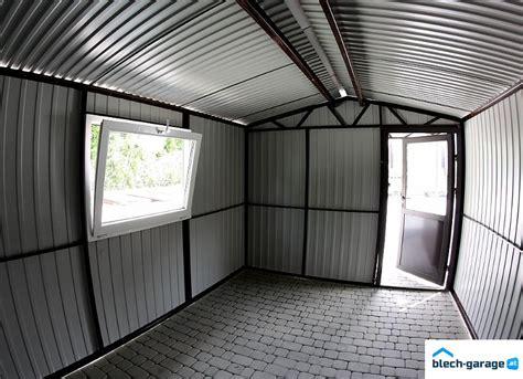 garage blech blechgaragen lagerh 228 user hallen und stahlkonstruktionen