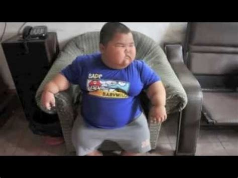 Fat Chinese Boy Meme - lu hao 132 pound toddler youtube