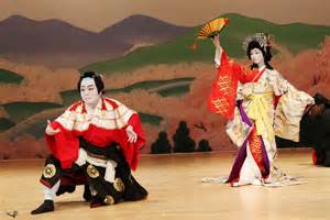 what is kabuki theatre how is this term used in politics