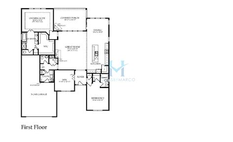 homes by marco floor plans hshire model in the del webb sun city subdivision in