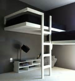 Bien Idees Deco Chambre Adulte #6: id%C3%A9e-lit-superpos%C3%A9-moderne-39.jpg