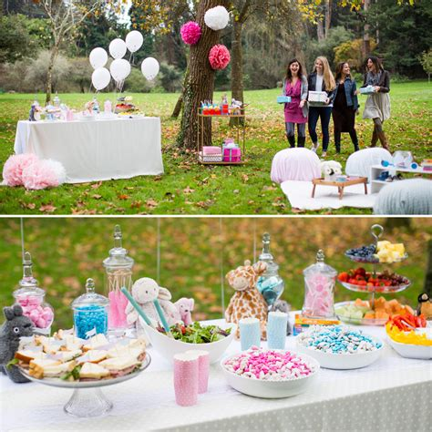 Baby Shower Yard Decorations by Summer Inspired Outdoor Baby Shower Decoration Ideas