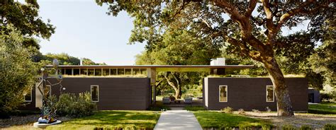 turnbull architects turnbull griffin haesloop architects sonoma residence