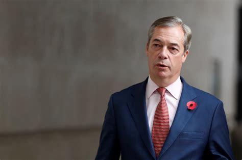 flipboard brexit party leader nigel farage   run