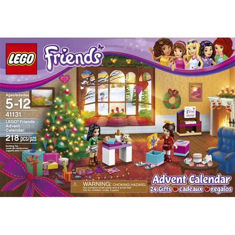 Friends Advent Calendar lego friends advent calendar