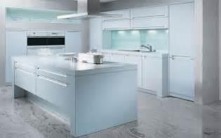 laminate kitchen designs light blue linea laminate design art modern kitchens
